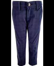 Laste püksid ruudulised, sinine 122