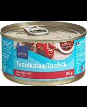 Tuunikala tšillikastmes 180/90 g