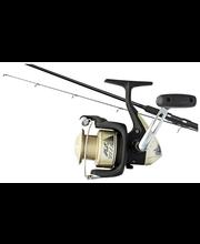 Komplekt Ax4 Ready To Fish, 210 Cm
