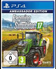 PS4 mäng Farming Simulator 17 Ambassador Ed