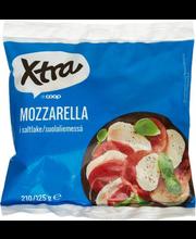 Mozzarella, 125 g
