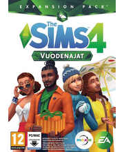 PC mäng The Sims 4 Vuodenajat