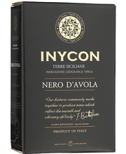Inycon Nero D`Avola vein 12,5%, 3L