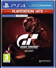 PS4 mäng Gran Turismo Sport Hits