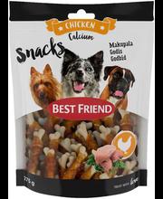 Best Friend Calcium Snacks kanafileega maius koertele, 275 g