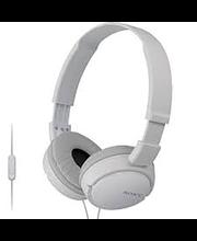 Kõrvaklapid Sony MDRZX110AP, valge
