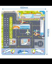 Puzzlematt lennuväli 9 osa
