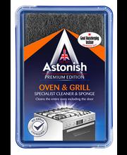 Astonish puhastusvahendiga ahju ja grilli puhastussvamm 250 g