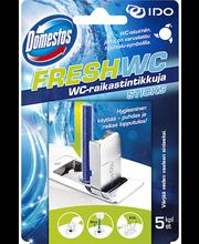 Domestos WC-loputuskasti värskendustikud 5 tk