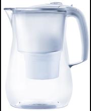 Filterkann Onyx 4,2l valge (pakendis B25Mg filter)