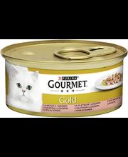 Täissööt kassidele lõhe ja kanalihaga 85 g