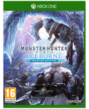 Xbox One mäng Monster Hunter World: Iceborne