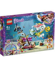 Lego Friends Delfiinide päästemissioon