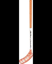Saalihokikepp Venom 75 cm, parem, oranž