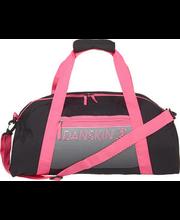 Spordikott Sara Bag S, must/roosa