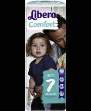 Libero teipmähkmed Comfort 7, 16-26 kg, 42 tk