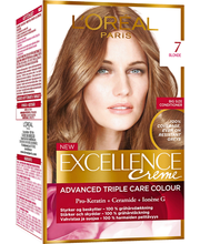 Juuksevärv Excellence 7