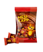 Kalev Mesikäpp šokolaadiglasuuris kakaobatoonike 200 g