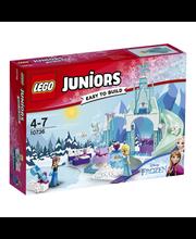 Lego Juniors Anna Elsa Külmunud Mänguväljak 10736
