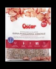 Oscar kana-sealihaeine kassidele 650g