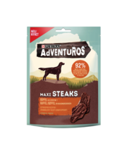 Adventuros Maxi Steaks koerte maiuspalad, 70 g