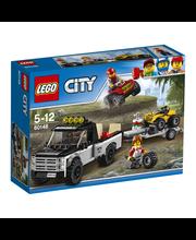 Lego City Atv Võidusõidumeeskond 60148