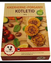 Kikerherne-porgandi kotlet 240 g