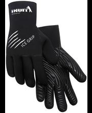 Sõrmkindad Ice Grip mustad, XL