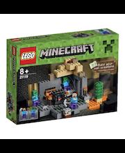 Lego Minecraft Koobas 21119