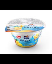 Kreeka jogurt, mango-valge šokolaadi