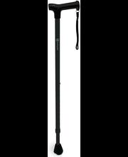 Vitility jalutuskepp must 71 - 95 cm, kandevõime kuni 135 kg