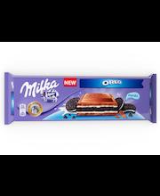 Milka Oreo piimašokolaad 300 g