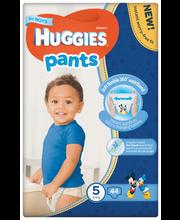 Huggies püksmähkmed Pants 5, poisile, 12-17 kg, 44 tk