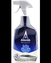 Astonish pihastusvahend roostevabadele pindadele 750 ml