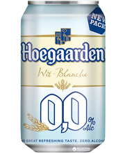 Hoegaarden White alkoholivaba nisuõlu, 330 ml