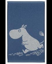 Käterätik Muumipeikko 30X50cm, sinine