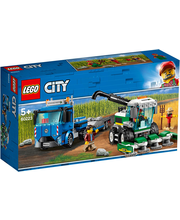 60223 City Great Vehicles Kombaini transpordiauto