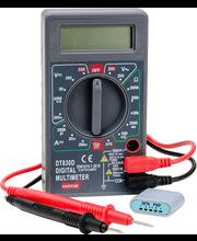 Gelia digitaalne multimeeter, CAT III, 250 V