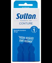 Kondoomid sultan conture 25tk