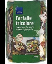 Pasta Farfalle Tricolore 500 g