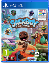 PS4 mäng Sackboy - A Big Adventure