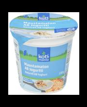 Maitsestamata jogurt, 150 g
