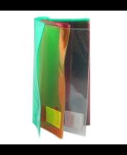 Kilekaaned läbipaistev 244x448 mm (tellitav)