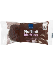 Šokolaadi muffin 2 tk, 120 g