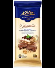 Kalev küpsisetükkidega tiramisumaitseline piimašokolaad 100 g