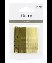 Ibero juukselõksud 5 cm, 24 tk