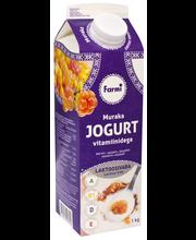 Murakajogurt vitamiinidega, 1 kg