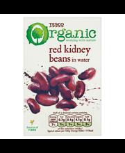 Punased Kidney oad 380/230 g, Organic