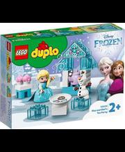 10920 Duplo Elsa ja Olafi teepidu