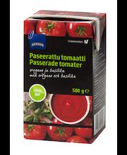 Passeeritud tomatid ürtidega 500 g